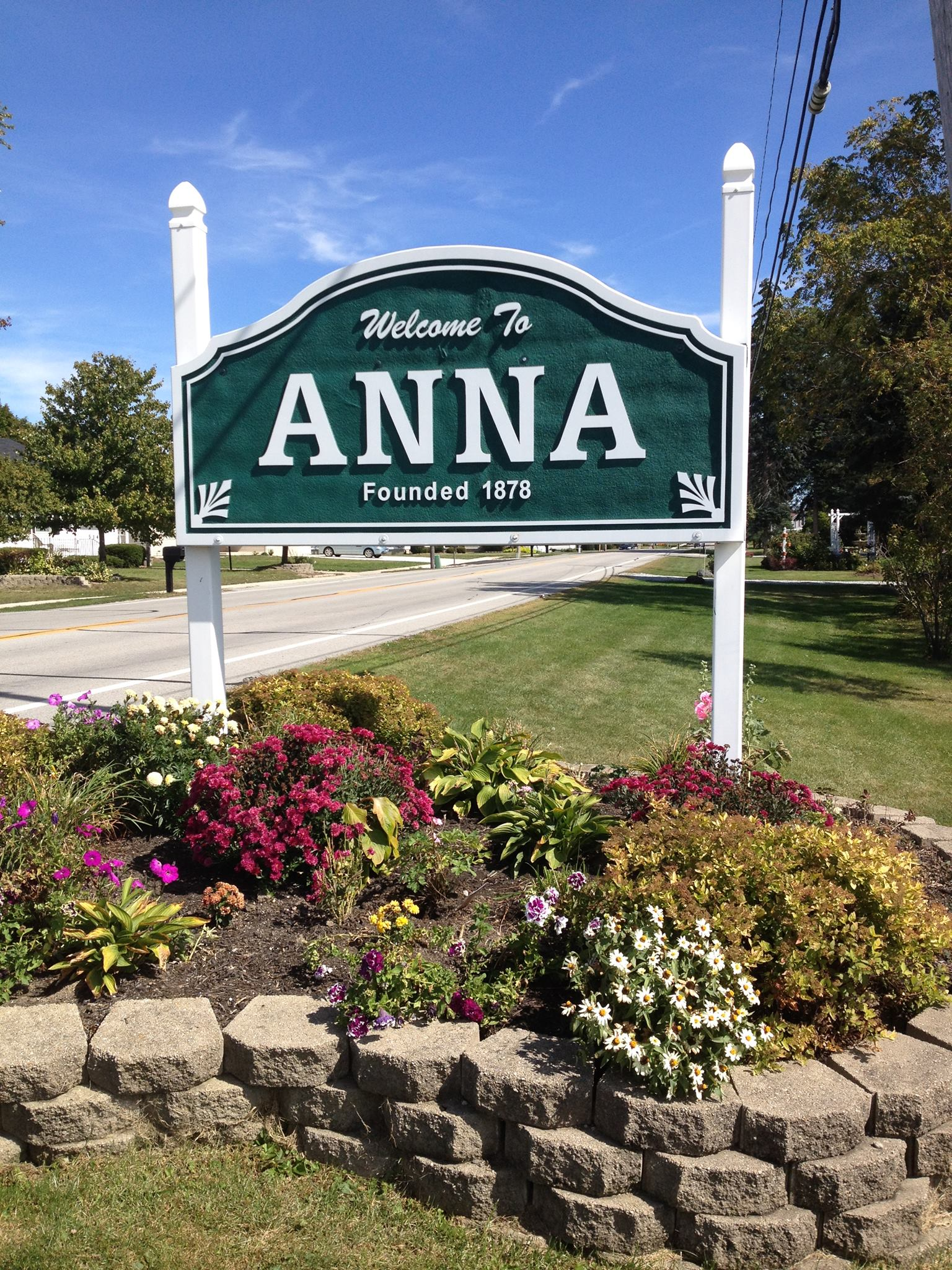 welcome to anna sign