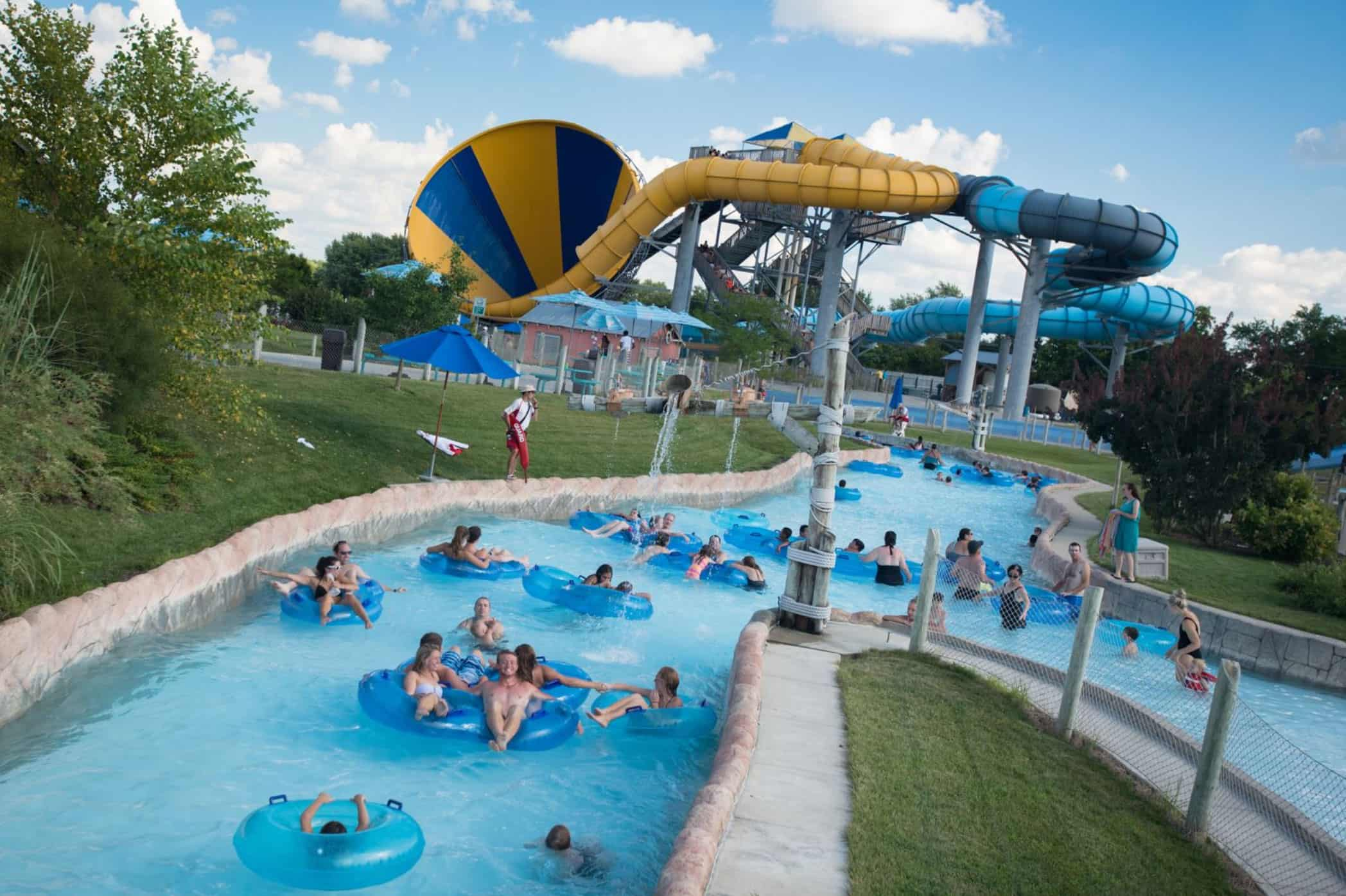 The Hiawatha Water Park