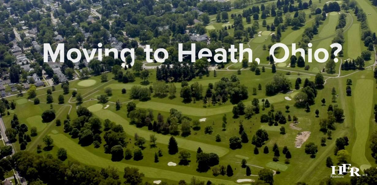 Landscape of Heath Ohio