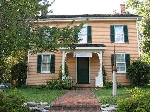 Photo of the Hanby House in Westerville