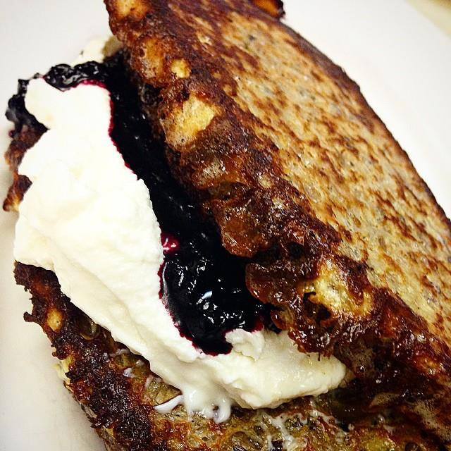 Photo of Skillet's french toast brunch
