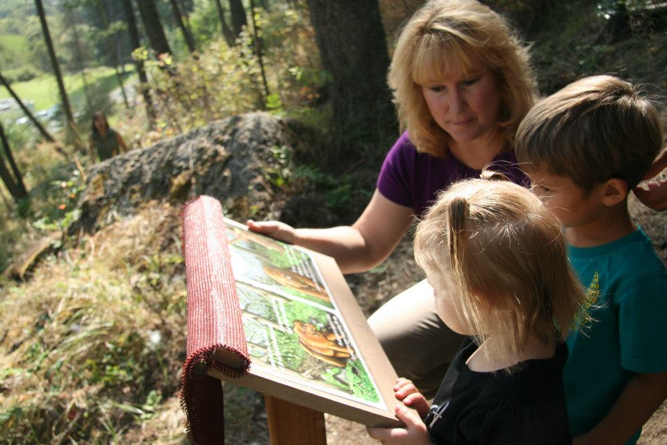 Reading on the Story Trail
