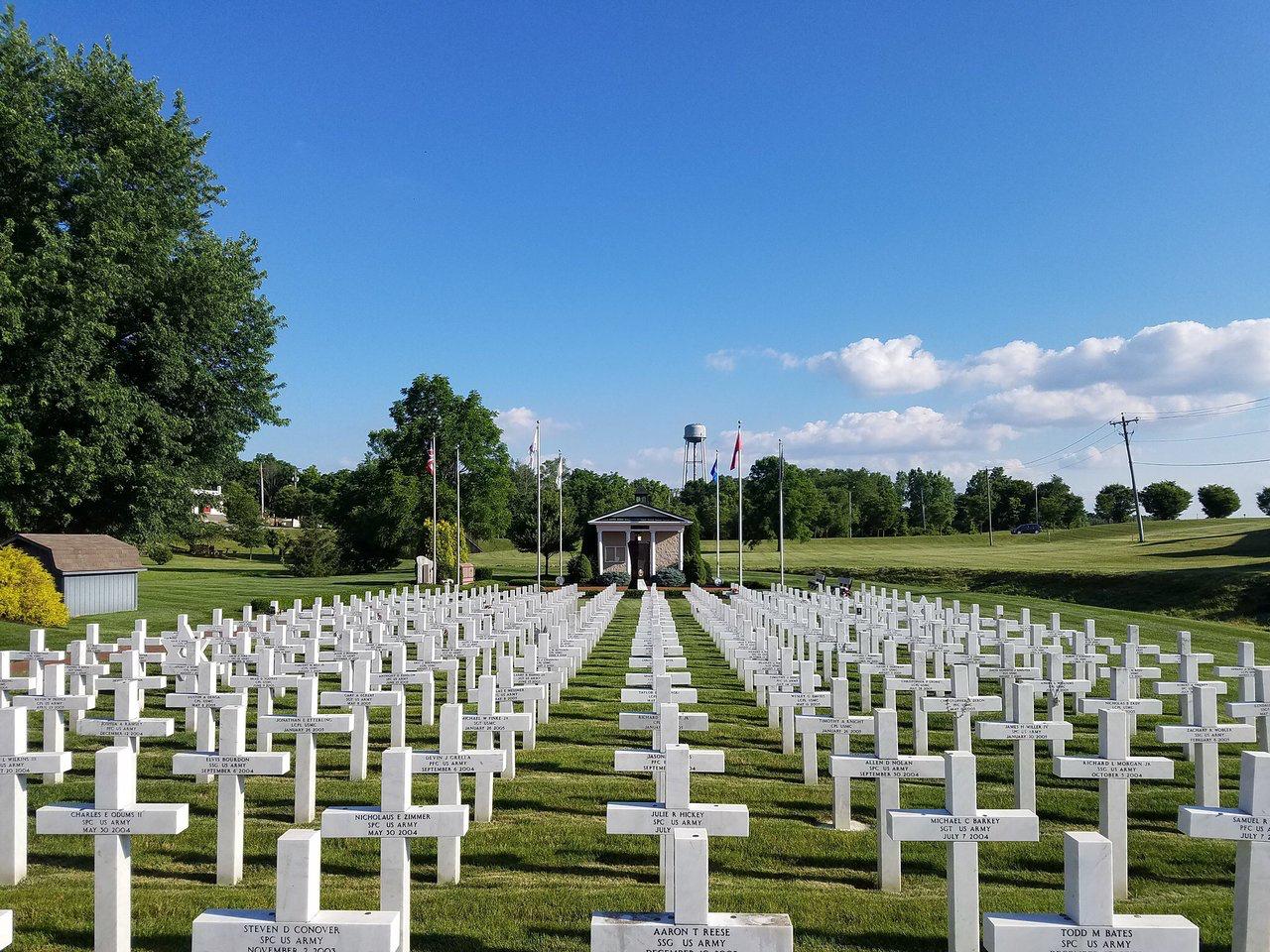 Ohio Fallen Heros Memorial