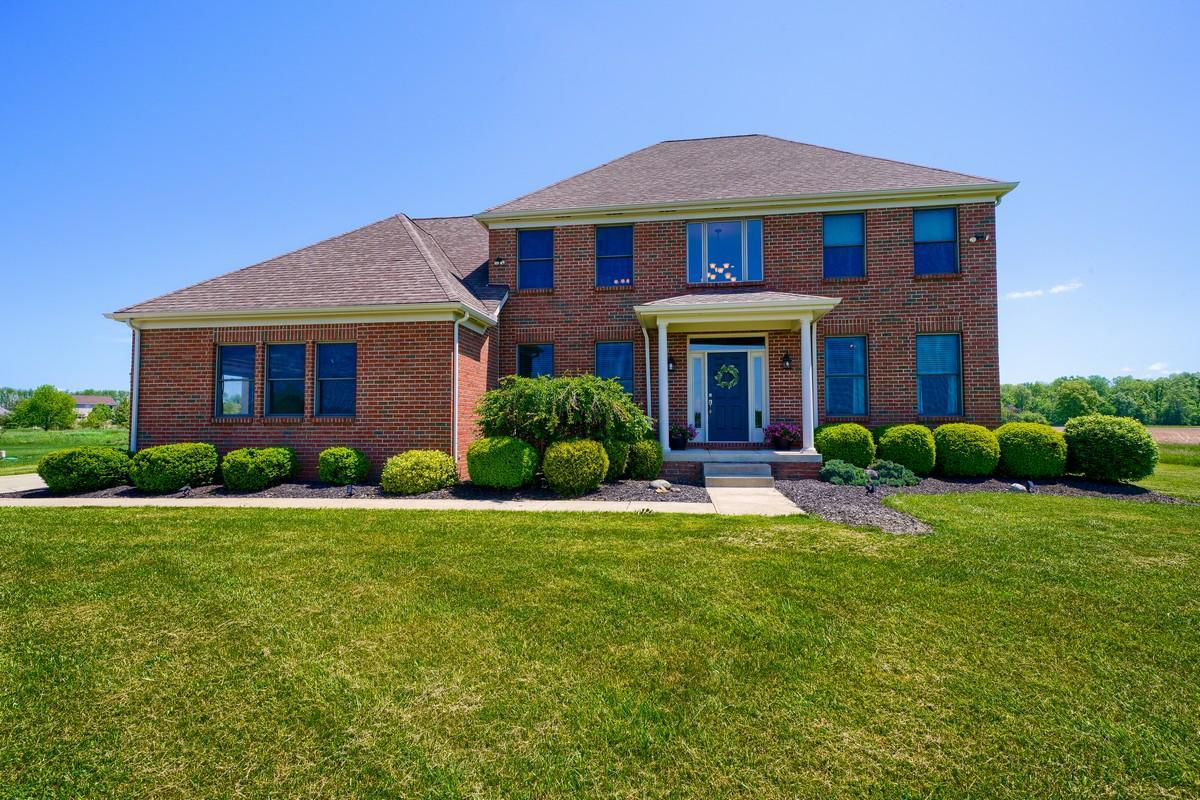 large four bedroom home in Sunbury Ohio