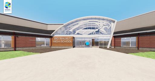 new design plan for Big Walnut High School