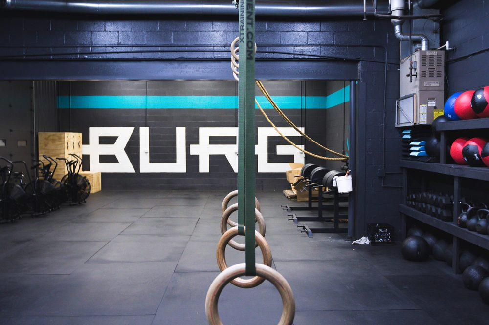 inside burg crossfit sunbury