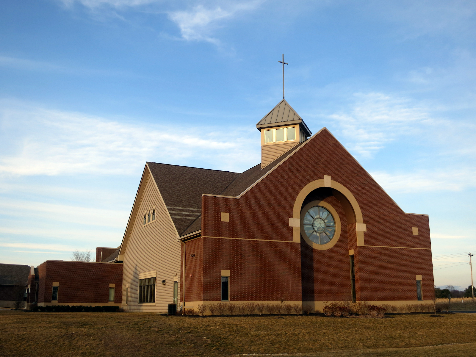 Saint John Neumann Catholic Church in sunbury