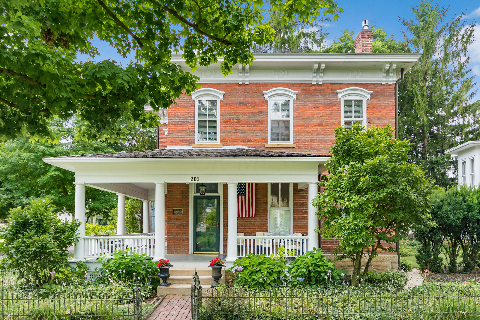 beautiful historical home located on West Broadway in Granville