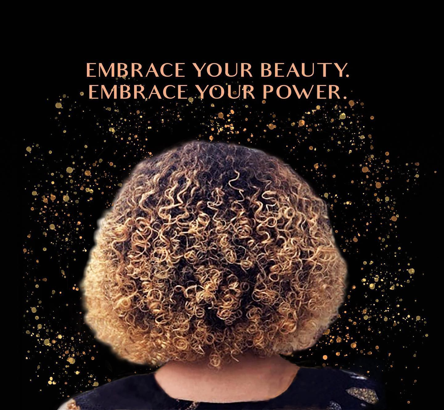 Embrace Your Beauty and Your Power