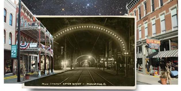 Postcard of Carrousel District