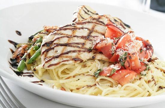 Spanish And Italian Infused Dish