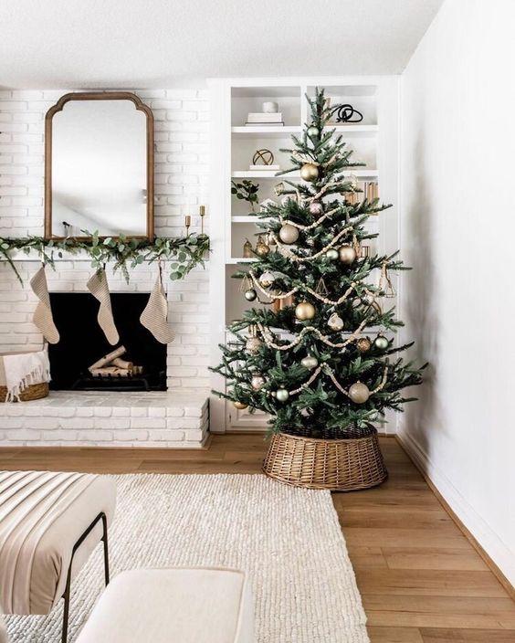 A Nordic Christmas Tree