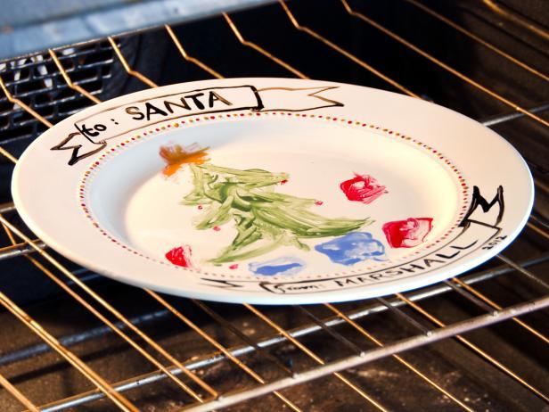 A Decorative Handmade Plate