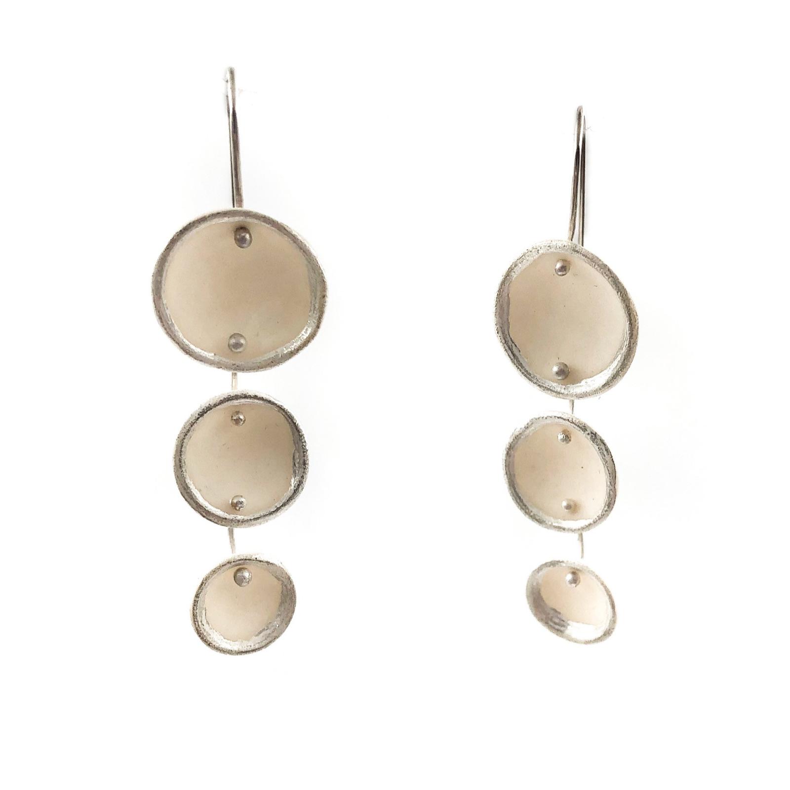 Gorgeous Circular Earrings