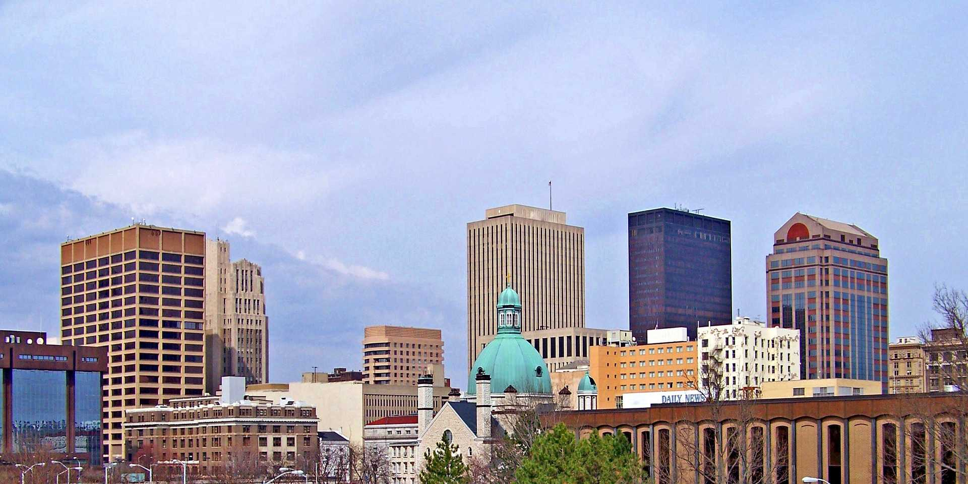 Pic of downtown Dayton