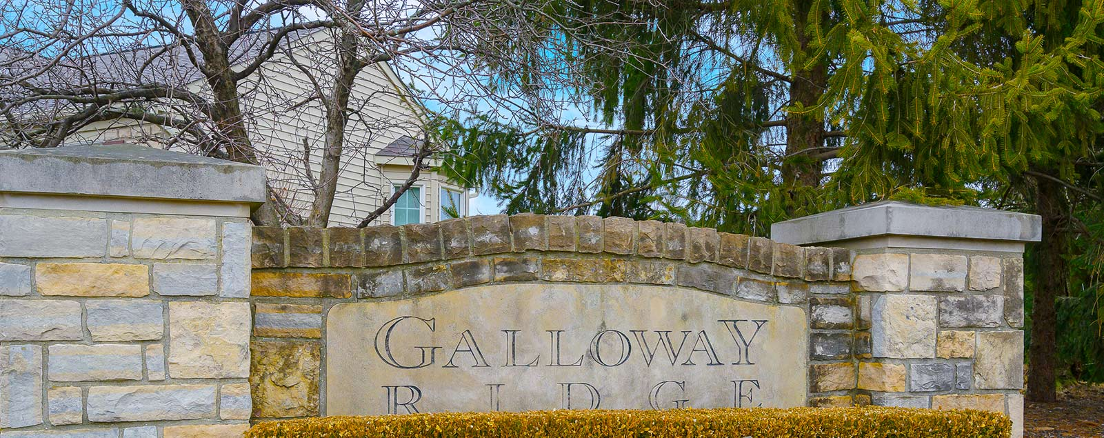 Welcome to Galloway, Ohio! Image Courtesy of The Columbus Team.