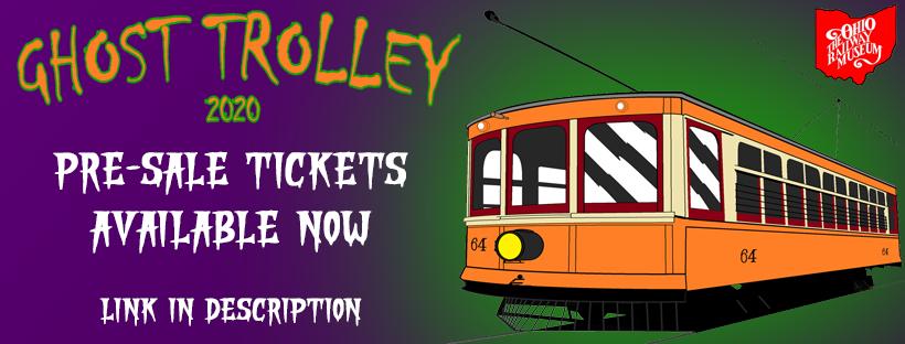 Ghost Trolley 2020 Flyer