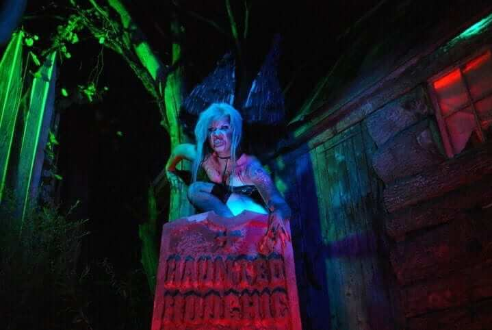 actor at haunted hoochie