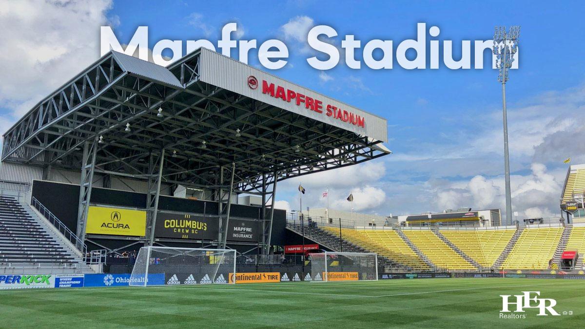 Mapfre Stadium Worthington, Ohio