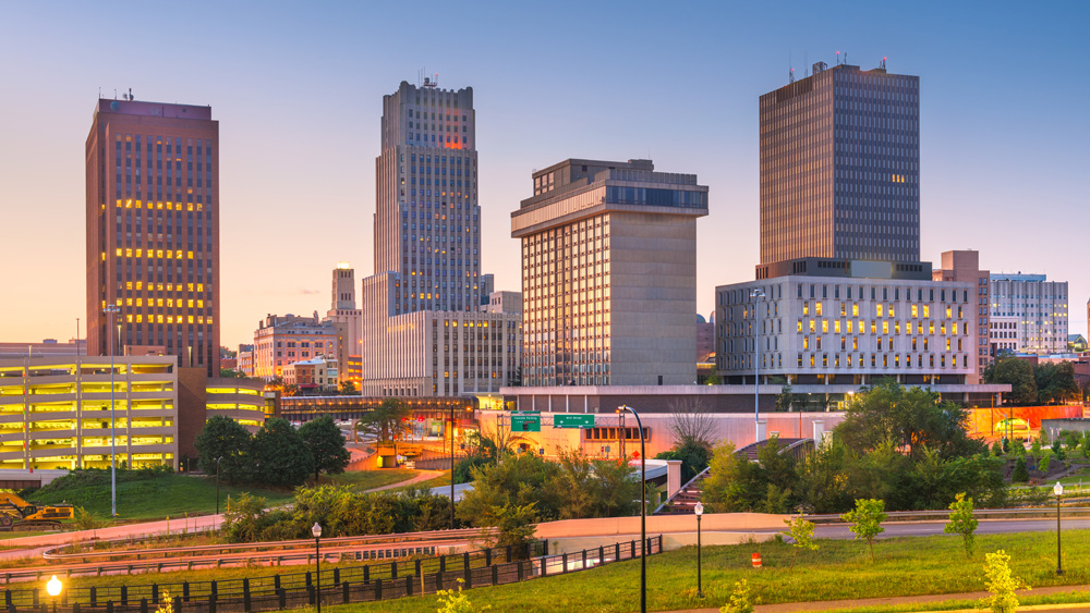 The fifth-largest city in Ohio. Image Courtesy of Crusolutions.