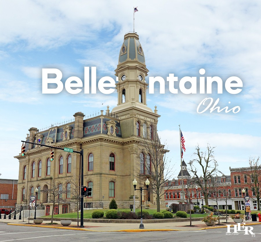 a historic bellefontaine building