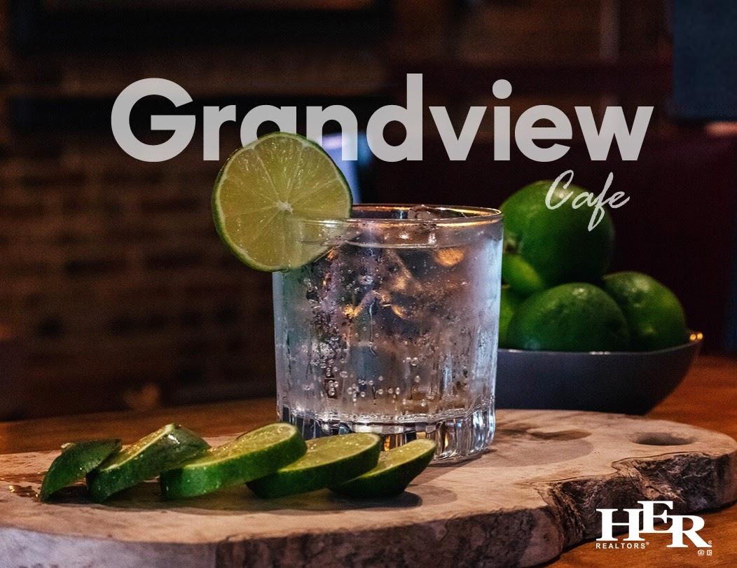 Grandview Cafe Cocktails