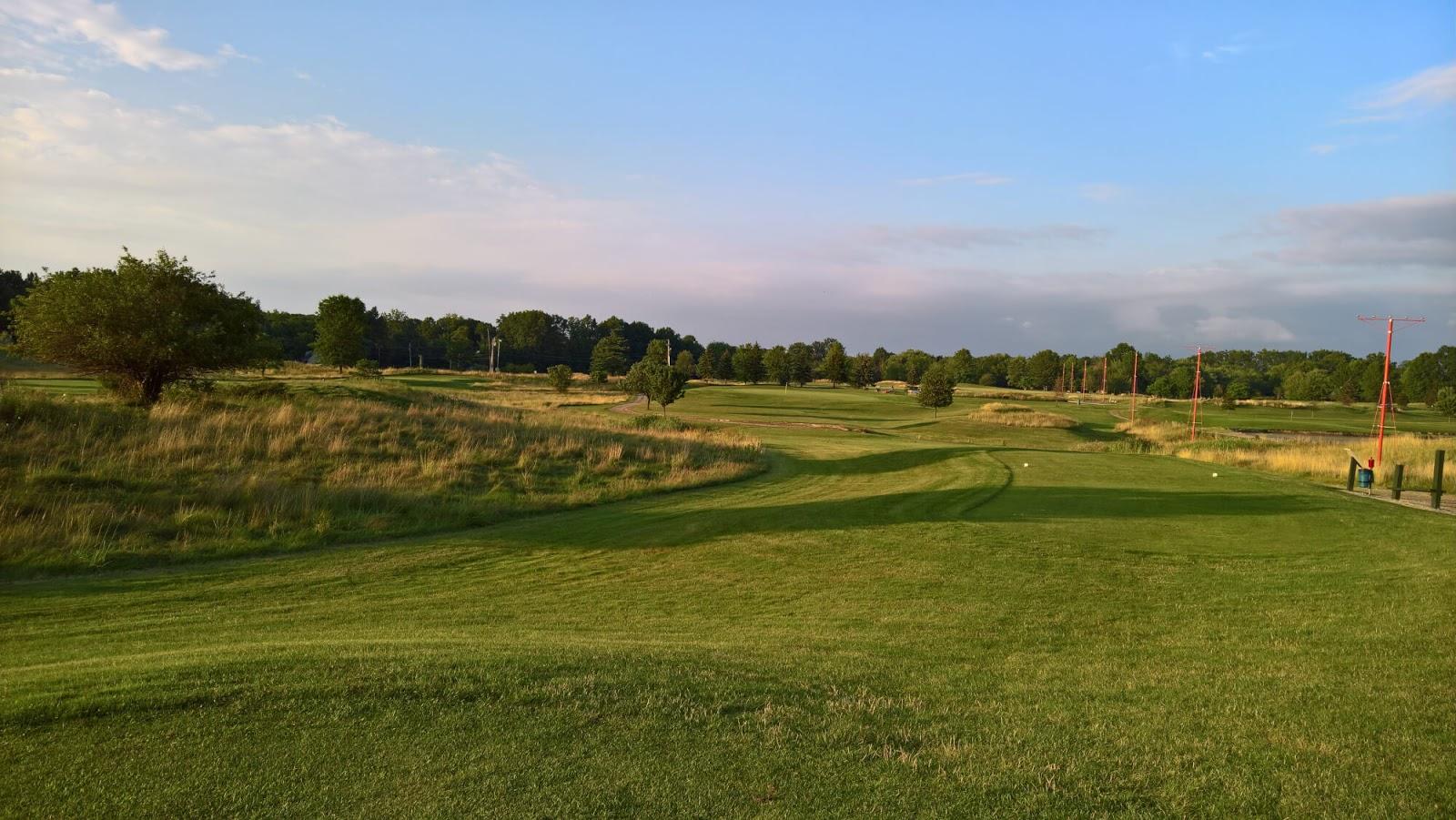 airport greens golf club