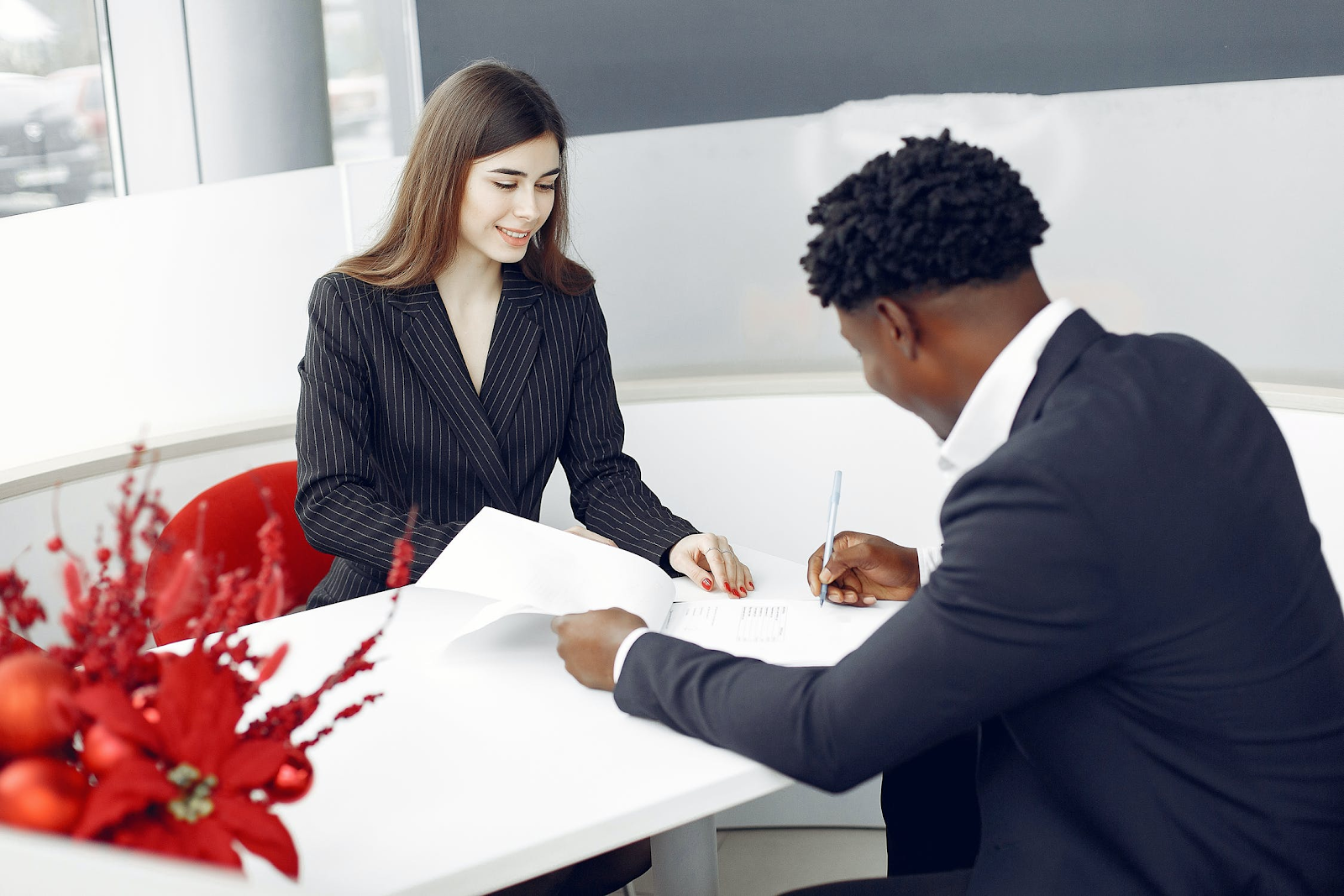Try using credit as a negotiation tool!