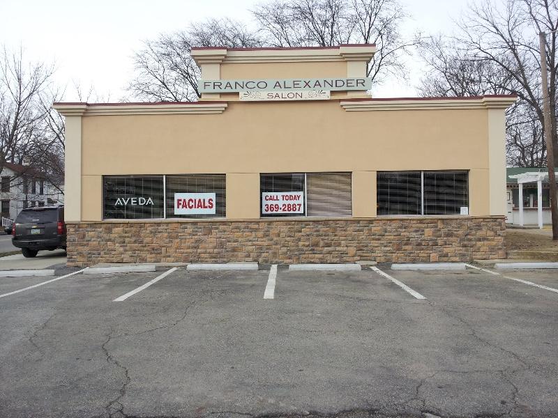 Franco Alexander's Salon