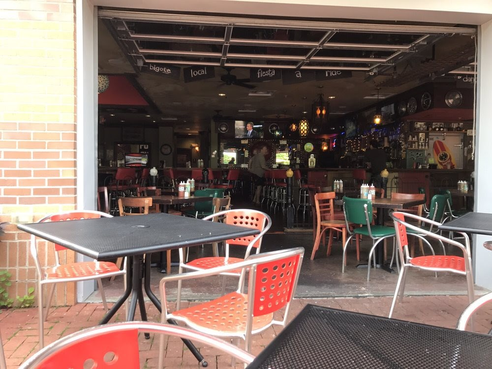 Photo of Local Cantina - Gahanna - Gahanna, OH, United States. The patio is huge!!