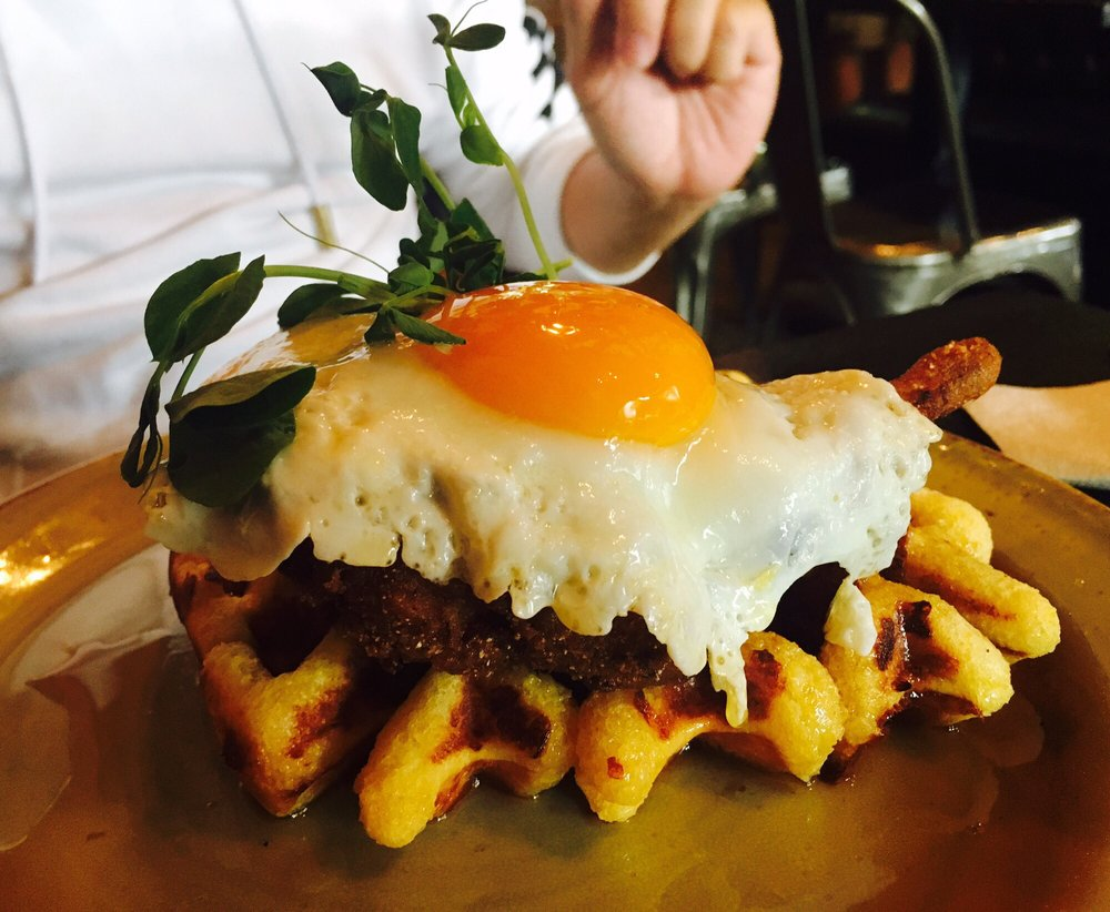 An image of the beautiful breakfasts served at Skillet.