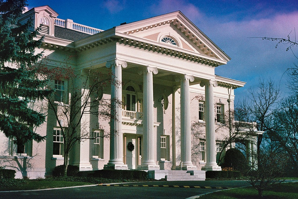 Hawthorn Hill mansion