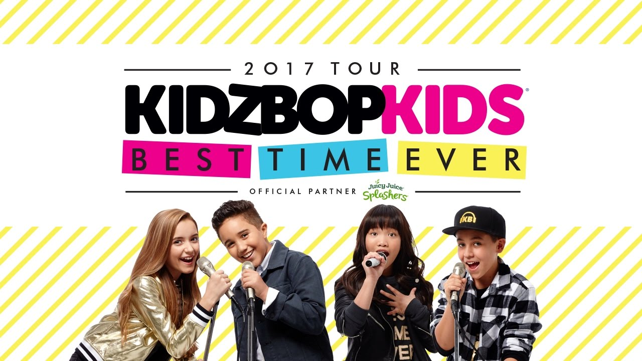 kidz bop best time ever