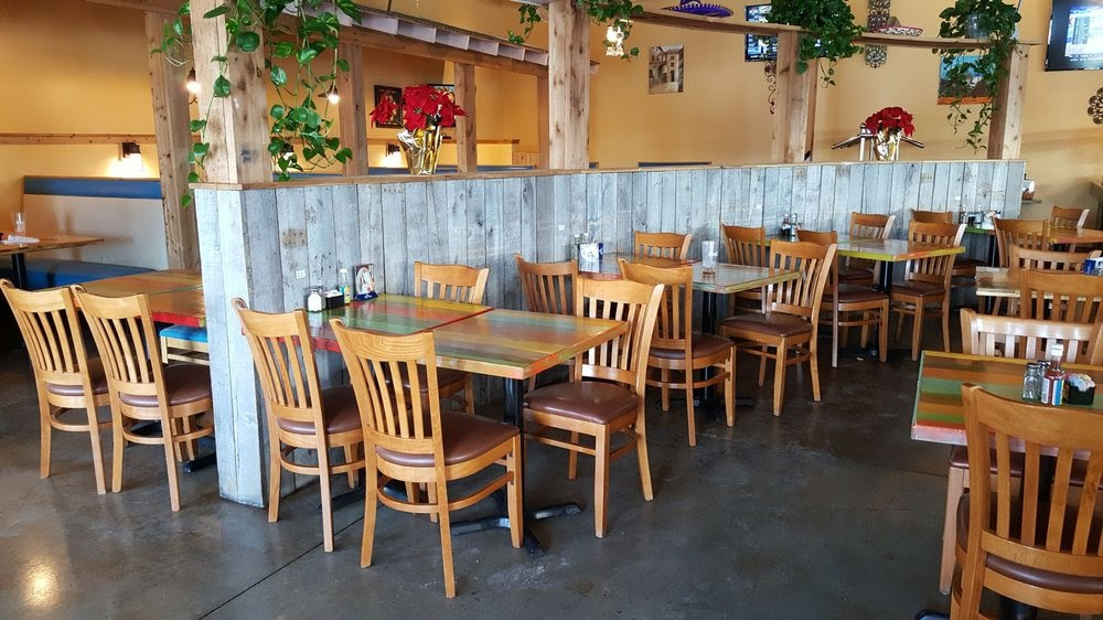 Photo of El Rodeo Mexican Restaurant - Columbus, OH, United States. Spacious and CLEAN!