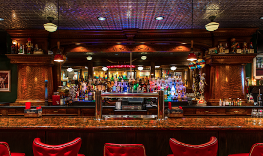 The bar you can find at Cherry Street Pub.
