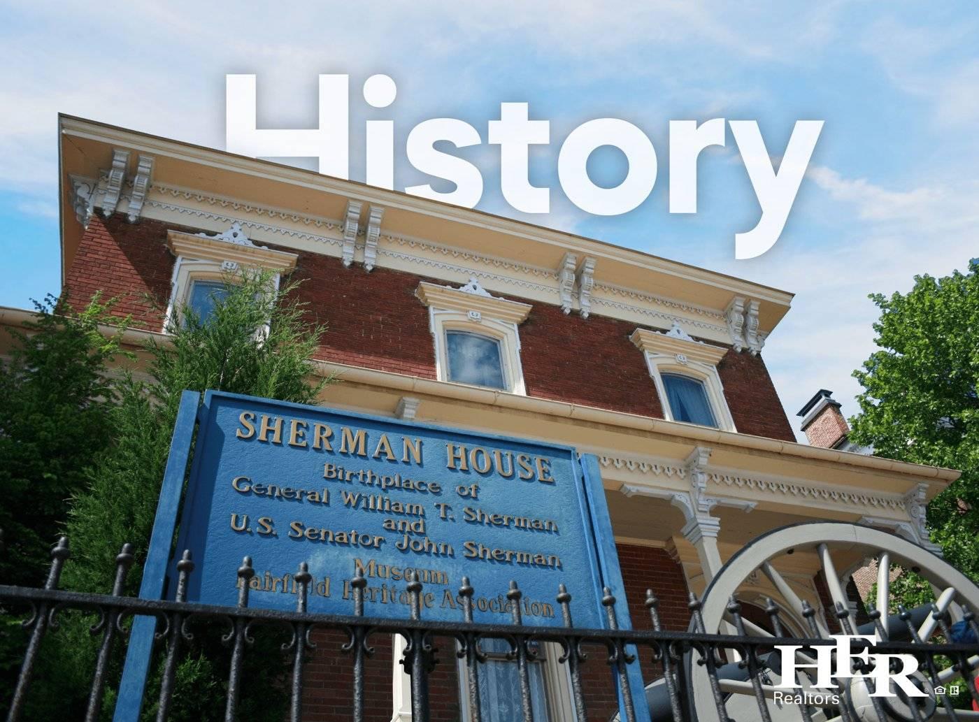 Sherman House Building