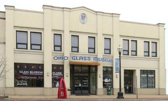 Image result for ohio glass museum