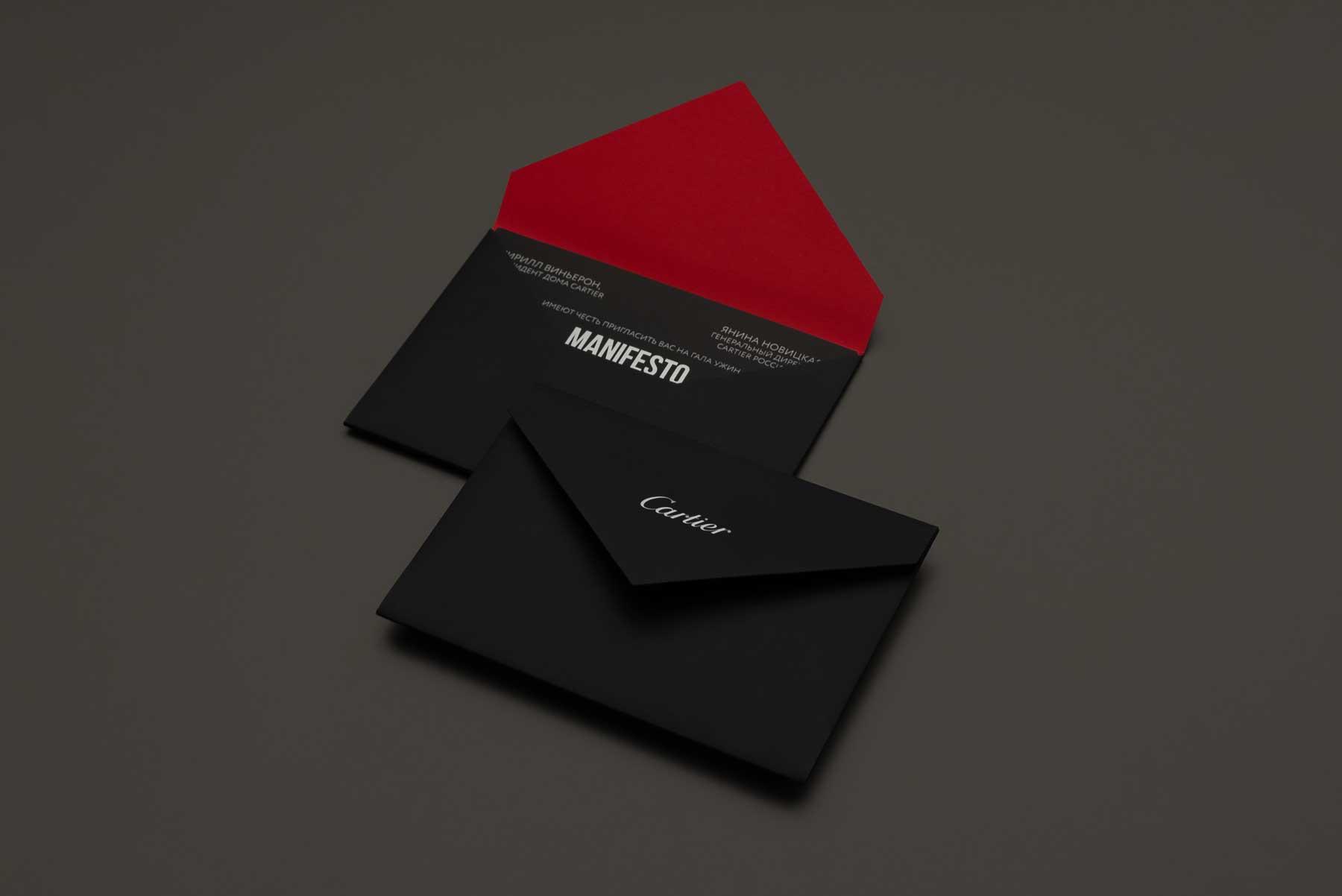 Manifesto Cartier