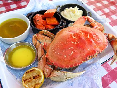 photo of Washington Dungeness Crab