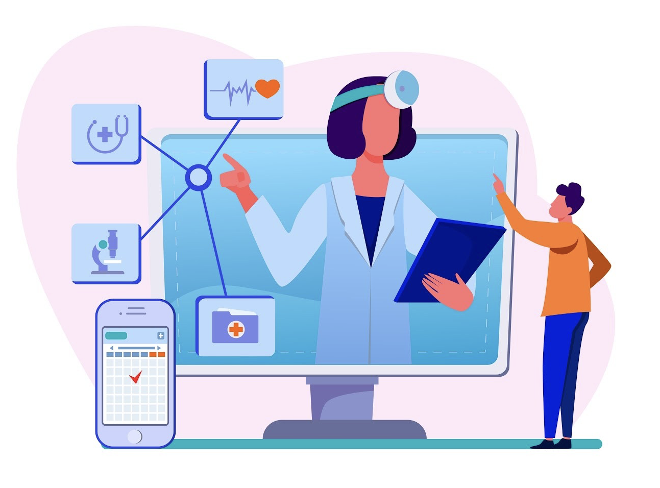 How can we successfully implement a telemedicine solution and then use it? To make an accurate choice, let's examine the main merits and demerits of several telemedicine options.