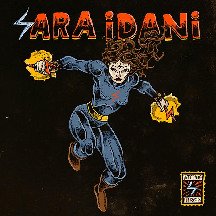 Sara Idani Weeping Heroes EP