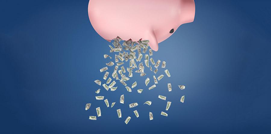 overdraft fee amounts
