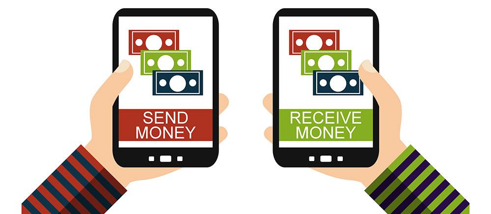 enviar dinero con una tarjeta de debito