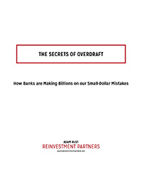 Cover page of The Secrets of Overdraft