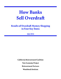 Cover page of How Banks Sell Overdrafts