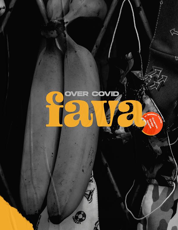 Fava cover