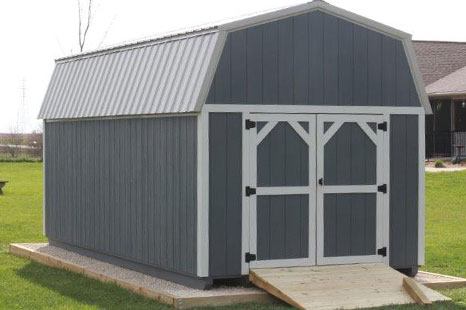 Storage Sheds & Barns Ohio - Cricket Valley Structures