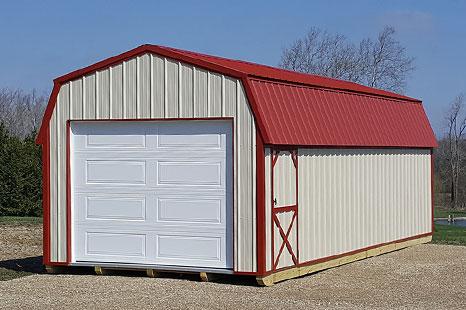 Loft garage