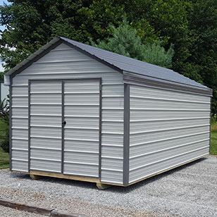 Gray value shed