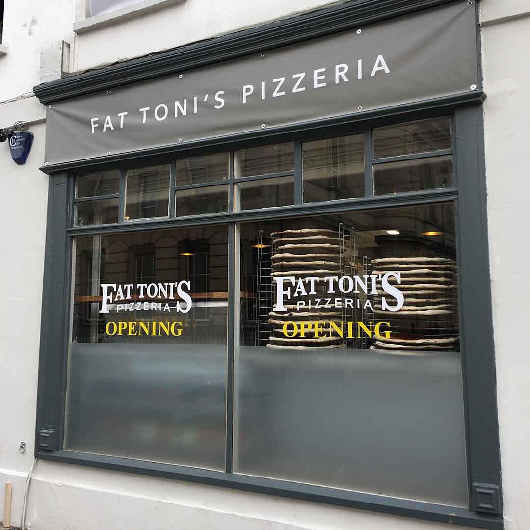 Fat Toni's Cheltenham - Regent Street Restaurant